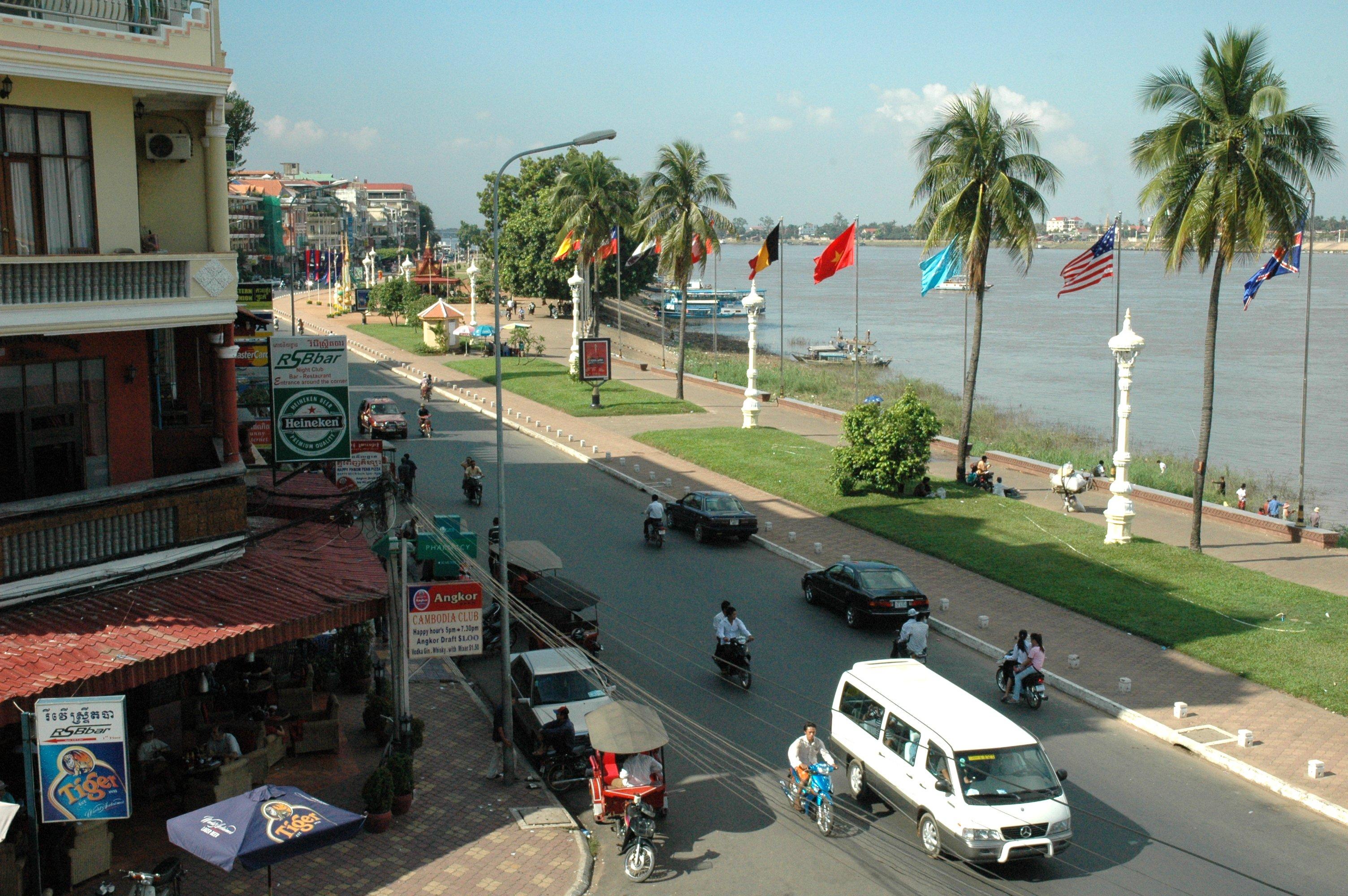 video xvyijq traveling cambodia phnom penh