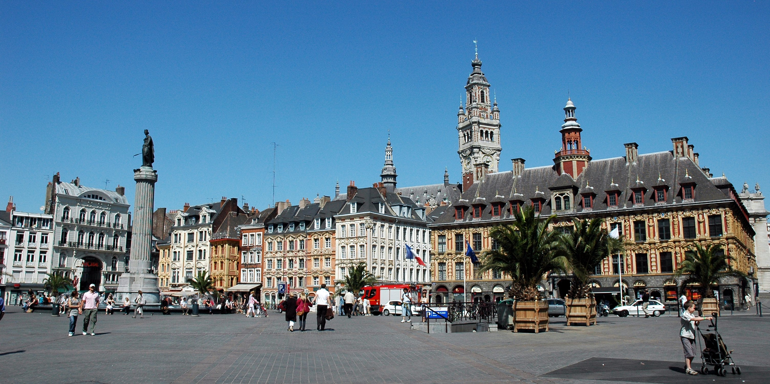Lille France  city photos : Lille, France