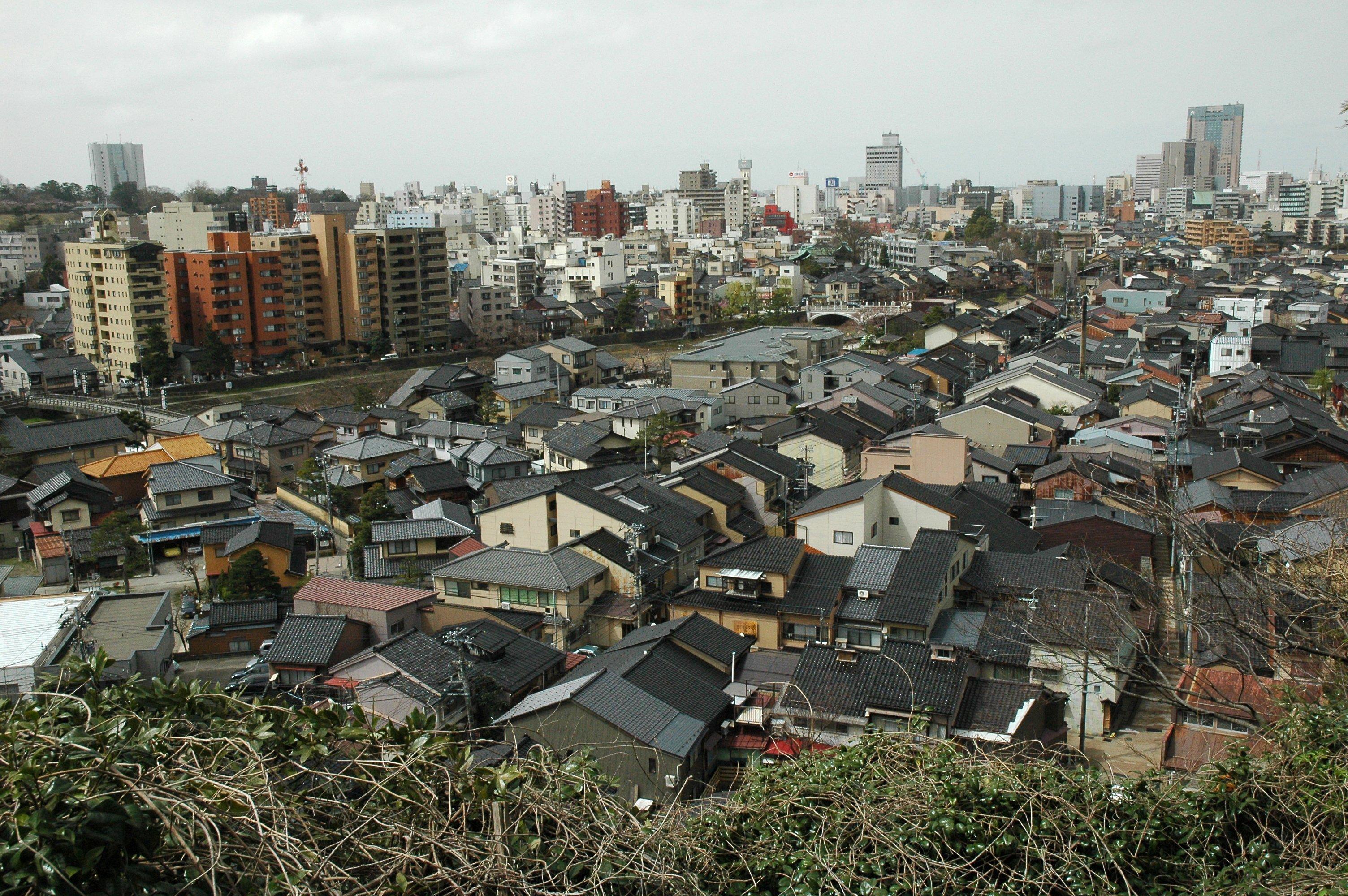 Kanazawa Japan  City new picture : Kanazawa, Japan