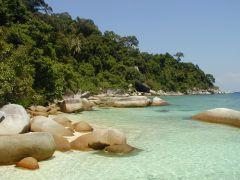 Pulau Perhentian Besar, Malaysia