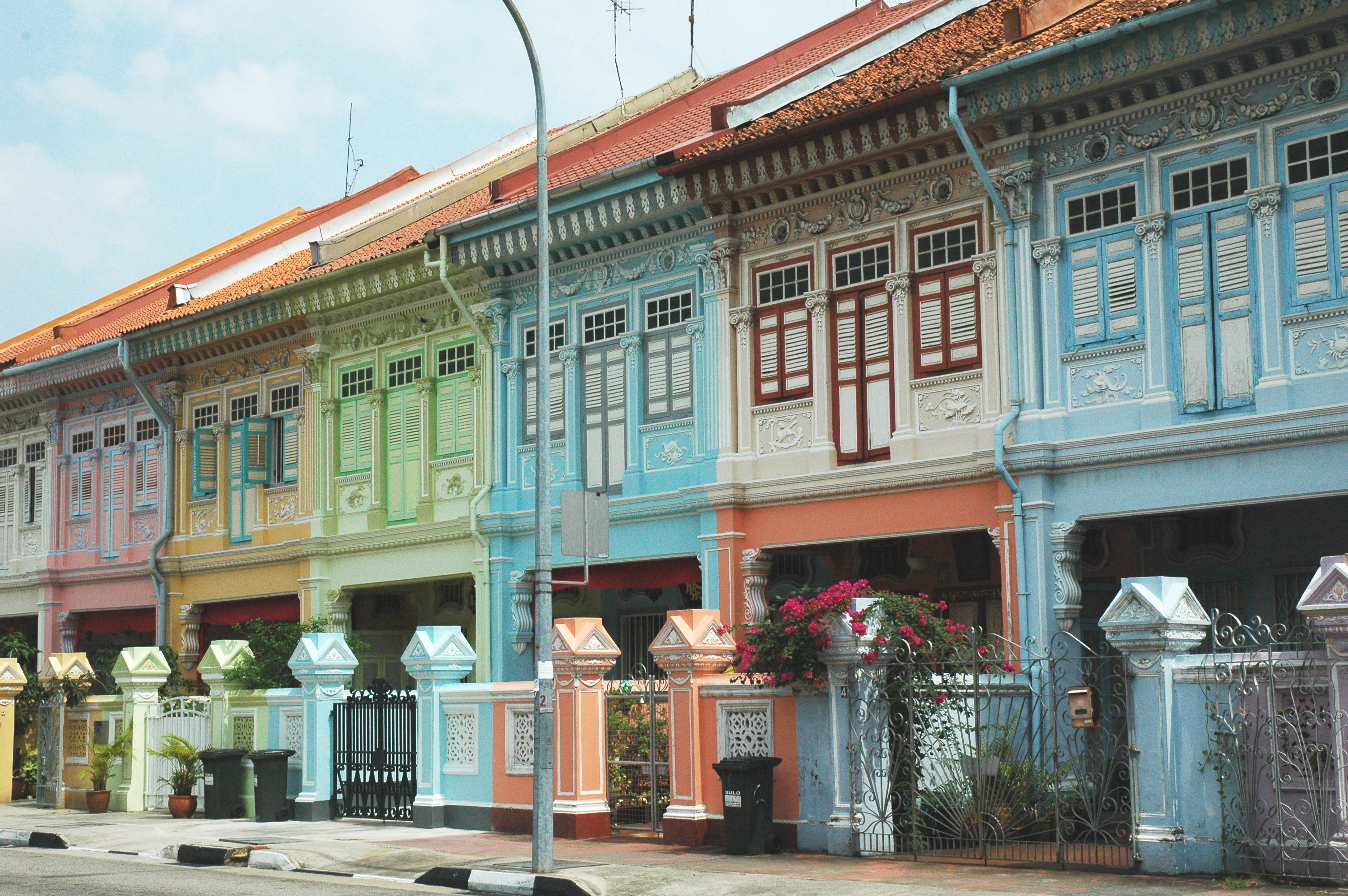 Katong and joo chiat singapore for Terrace house singapore
