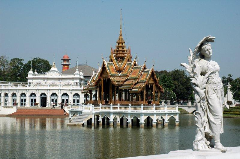 Bang Pa-In Palace  Ayutthaya, Thailand - SkyscraperCity